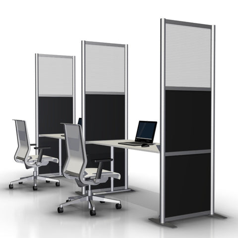 Modern Office Partition Wall