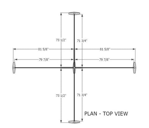 Floor Plan Dimensions of Office Partitions