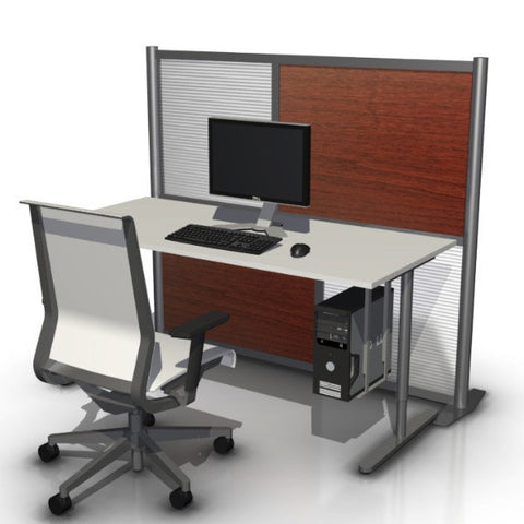 Modern Office Partition 60