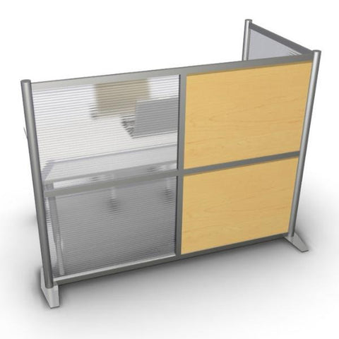 modern office partition, office divider wall