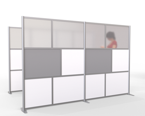 Modern Modular Office Partition 118