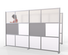 Modular Office Partition 118