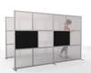 Modern Modular Room Partition 118
