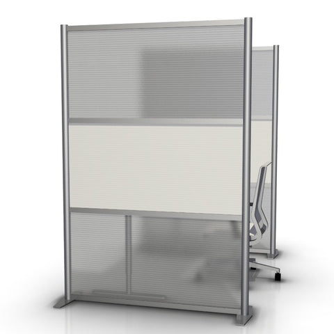 modern office partitions. modern office partition 51 inch wide by 75 high model sw51755 partitions i