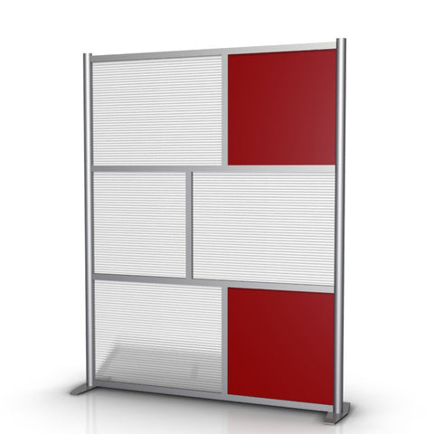 60 inch wide by 75 inch high Room Divider SW6075-2