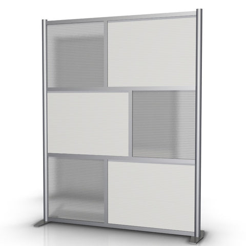 60 inch wide by 75 inch high Room Partition SW6075-2