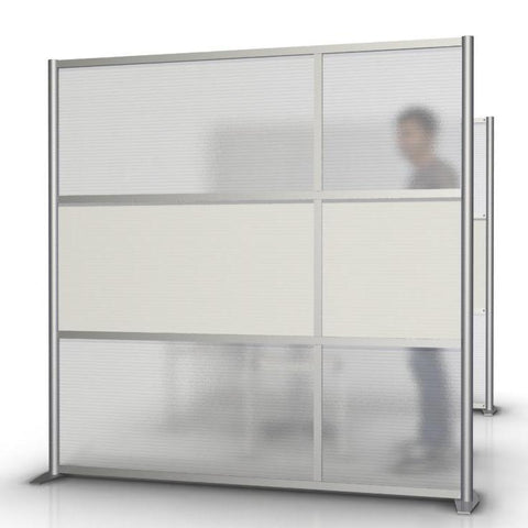 75 Wide Office Cubicle Partitions Room Dividers Product Collection
