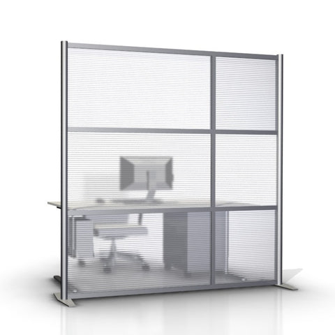Office Room Partition - Model SW7575-4
