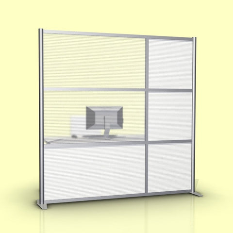 Modern Office Partition SW7575-4