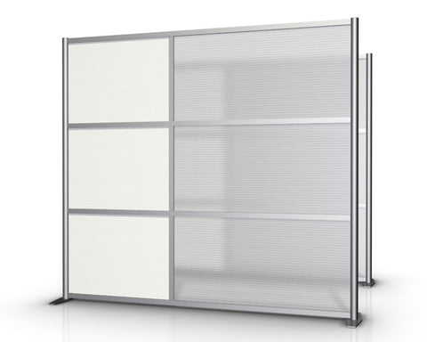 Modern Office Partition Model SW8475-1, 84