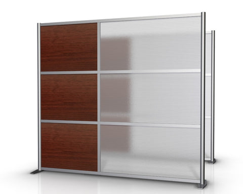 Modern Office Partition & Room Divider, 84