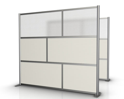 84 Quot Wide Modern Office Partitions Amp Room Divider Product
