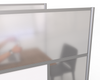 Detail Image of Room Partition Divider Panel for restaurants, healthcare, dental offices, Office deskd, exam rooms