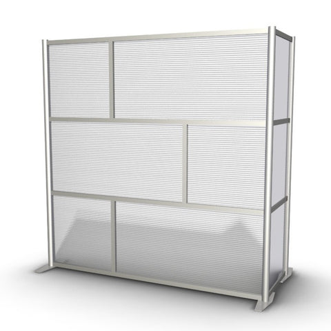 L-Shaped Room Partition & Office Divider Wall
