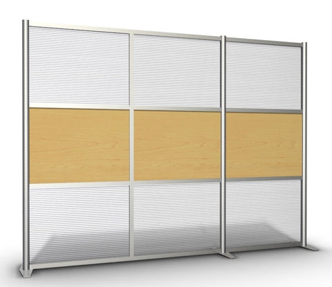 Modern Room Divider & Office Partition Wall SW10175