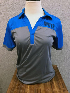 Elevate Performance Polo Women COPS SHOP Small