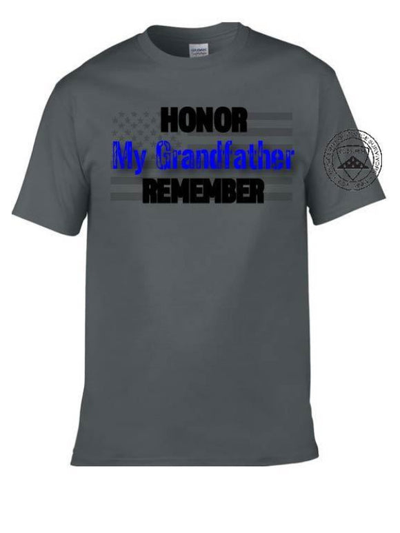 2020 Honor My Grandfather NPW AIA Branding Solutions