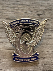 2020 Motor Escort Lapel Gifts Point Emblems