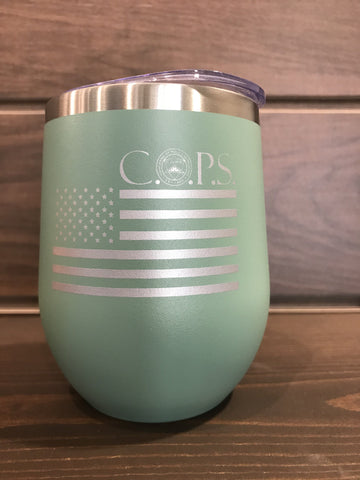 CeCe Tumbler Gifts AIA Branding Solutions Matte Green Tea