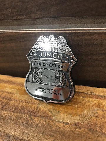 Kids Police Badge Gifts COPS SHOP