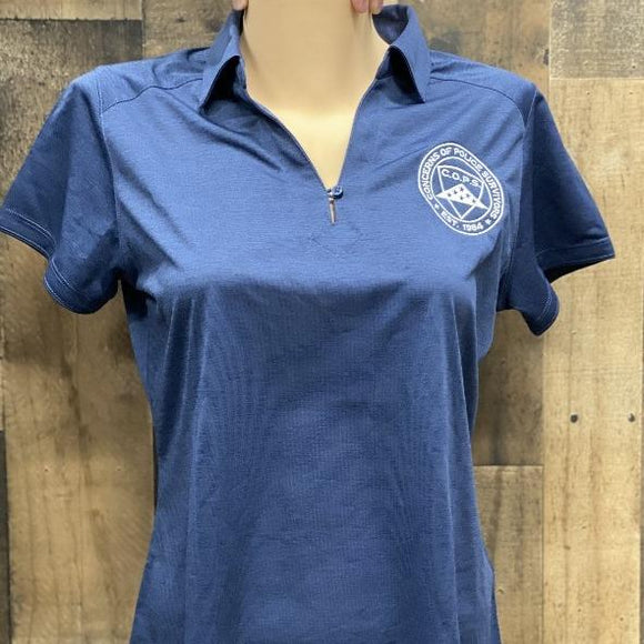 Digi Heather Polo Ladies Women 4imprint