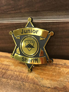 Kids Sheriff Badge Gifts COPS SHOP