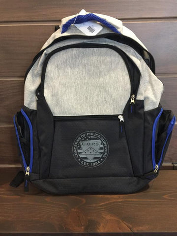 Edmond Backpack Gifts COPS SHOP
