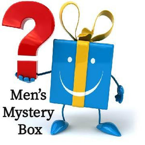 Men's Mystery Box Men COPS SHOP