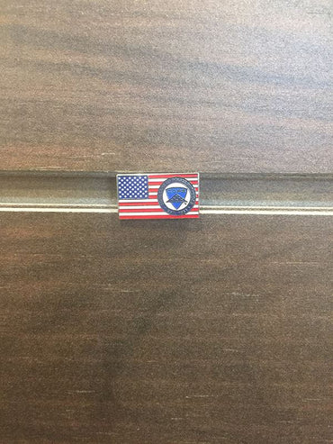 American Flag Lapel Pin Gifts COPS SHOP