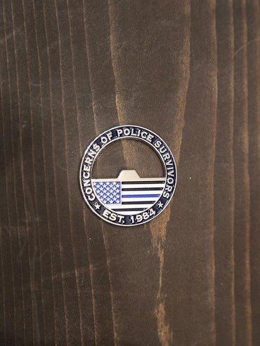Bottle Opener Coin - COPS SHOP