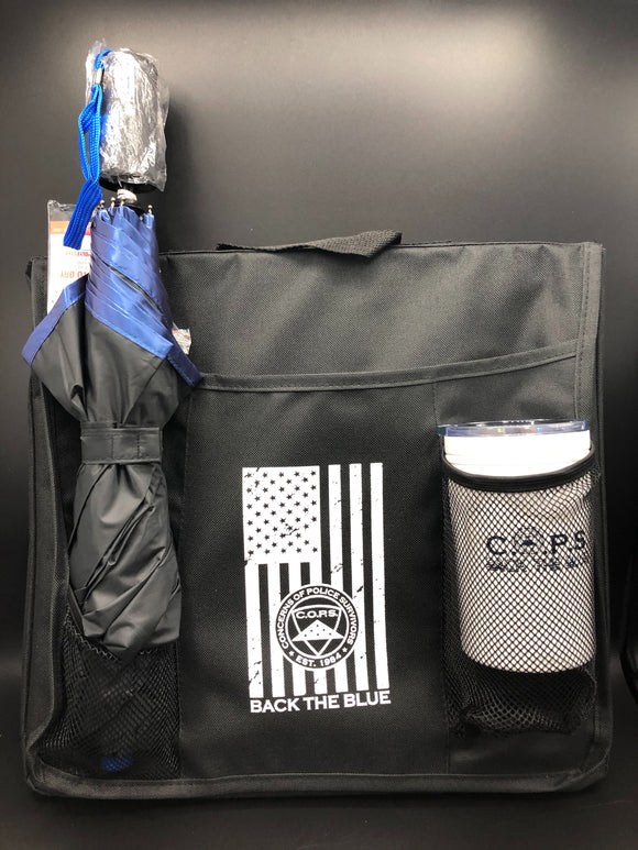 C.O.P.S. Game Day Cushion Gifts AIA Branding Solutions