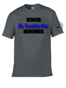 2020 Honor My Grandmother NPW AIA Branding Solutions