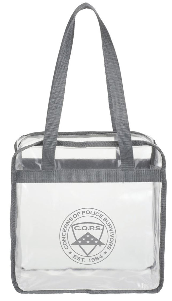 Clear Zipper Tote Gifts AIA Branding Solutions