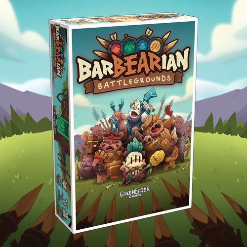 BB01 - BarBEARian: Battlegrounds