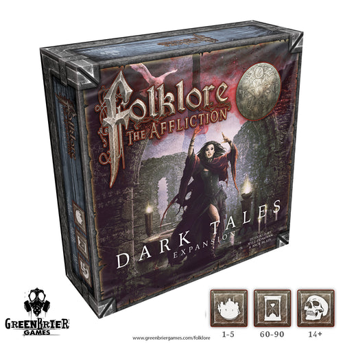 FL02 - Folklore: Dark Tales Expansion (1E)