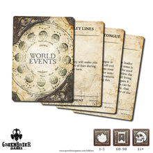 Load image into Gallery viewer, FL03 - Folklore - World Events (Card Pack) (2E)