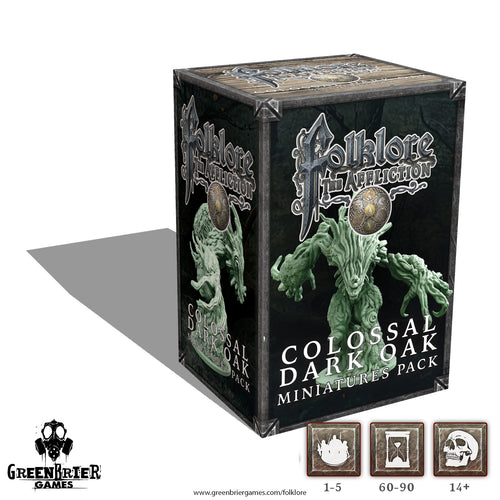 FL09 - Folklore: Colossal Dark Oak