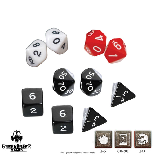 FL18 - Folklore: Extra Dice Pack