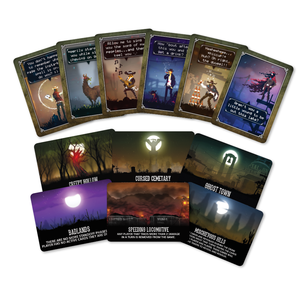 GS03 - Grimslingers Retro Card Pack(1E)
