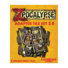 Load image into Gallery viewer, ZP14 - Zpocalypse 1E Adapter Tile Set 2.0