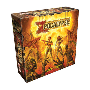 ZP01 - Zpocalypse Core Game