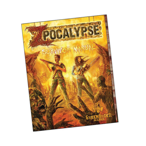Zpocalypse Rulebook v4.2 Physical Copy