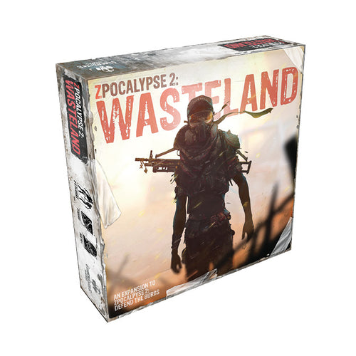ZB02 - Zpocalypse 2: Wasteland (Expansion)