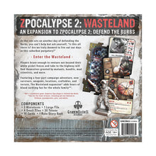 Load image into Gallery viewer, ZB02 - Zpocalypse 2: Wasteland (Expansion)