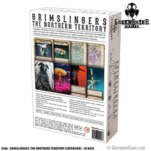 Load image into Gallery viewer, GS06 - Grimslingers: The Northern Territory (Expansion)
