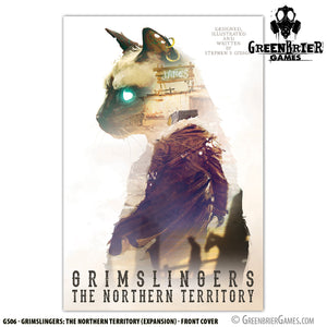 GS06 - Grimslingers: The Northern Territory (Expansion)