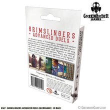 Load image into Gallery viewer, GS07 - Grimslingers: Advanced Duels (Microgame)