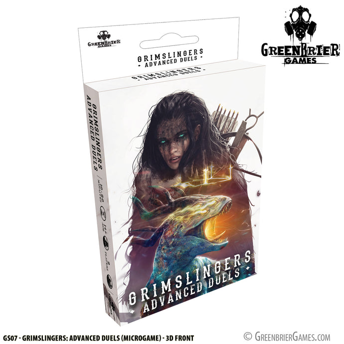 GS07 - Grimslingers: Advanced Duels (Microgame)