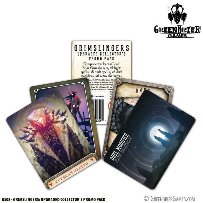 GS08 - Grimslingers: Upgraded Collector's Promo Pack