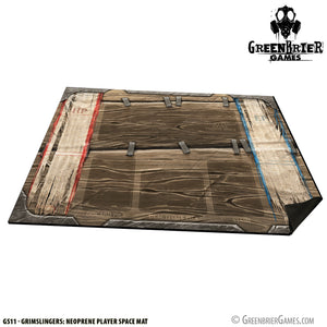 GS11 - Grimslingers: Neoprene Player Space Mat